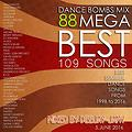 Dance Bombs Megamix - Best of 2015 (by Deejay-jany) (26.12.2015)