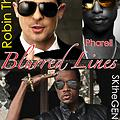 ROBIN THICKE - Blurred Lines (Remix)