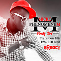 Micko PhenomeneM - Pretty Girl (Gregcy Transition Edit 128 - 100 BPM)