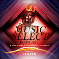 Iboxer Pres.Music Select Podcast 207 Main Mix