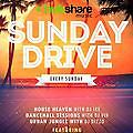 The Sunday Drive Show - The House Sessions Ep.1