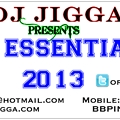 DJ JIGGA - ESSENTIALS 2013 MIXTAPE TRACKED