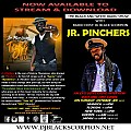 Jr. Pinchers - Radio Interview on The Black and White Radio Show 10-3-17