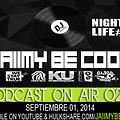 DJ JAIIMY BE COOL - PODCAST ON AIR 020