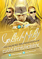 Goldiel & Naldy Ft. Carlitos Rossy - No Quiero Distracciones (Prod. By. The Syntesizers & Wally El Sismo)