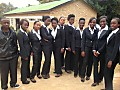 G.I.B Carter - Dont go [ Sang at Brooke Bond Secondary School during The Form four Graduation SHOW on 21st Sept 2013