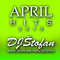 DJŠtofan - April Hits (2013)