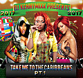 DJ KENNYMIXX - 2017 TAKE ME TO THE CARIBBEANS PT 1