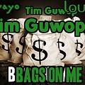 Bags on me 2014