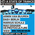 W&W - Live @ A State Of Trance 600 Mexico City - 16.02.2013 [www.trancemotion.org]