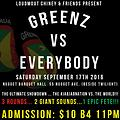 GREENZ VS EVERYBODY PROMO MIX