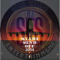 DJ SES OFFICIAL MIAMI SEND OFF MIX 2014