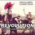 R3hab & Nervo & Ummet Ozcan - Revolution (Vocal Mix) (Dxtro Personal Remix)