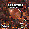 Set - House 2012 Vol.10 - DJ Zé Paulo