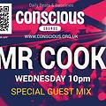 CONSCIOUS GUEST MIX MARCH 2017 MIXED BY MR COOK