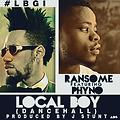 Ransome-Local Boy Remix ft Phyno (Dance hall by J Stunt)