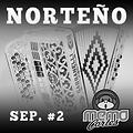 Norteño Mix Sep 2 - Varios (Memo Cortes)