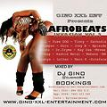 AFROBEATS INVASION VOL.2 MIXED BY DJ GINO