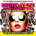BIRTHDAY SEX PROMO CD 2014