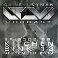 Episode 59: Kitchen Sink 13 (September 2014)