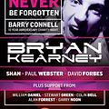 David Forbes & William Daniel Live @ Barry Connell 10 Year Anniversary @ SWG3 Warehouse, Glasgow, Scotland 12-05-2018