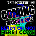 Young Markie - Im So Gone feat V