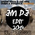 Dimitri Vegas & Like Mike vs DVBBS & Borgeous - Stampede (Jm Dj Edit 2014)