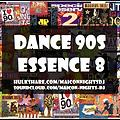 DANCE 90s ESSENCE Vol.8 (1993-1996) [90s-Euro House-Eurodance] [MIX by MAICON NIGHTS DJ]