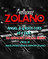 ANGEL B & ROOS COES - VE Y DILE (OFICIAL REMIX DJ ANTHONY ) ( PROD. BY ANTHONY ZOLANO )
