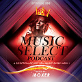 Iboxer Pres.Music Select Podcast 205 Main Mix