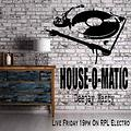 HOUSE-O-MATIC #13 By DEEJAY MARTY On RPL ELECTRO