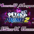 Pump It Up Prime 2 Nonstop Megamix By DJ SharK