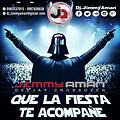 MIX CROSSOVER By Dj Jimmy Amán 01-02-2016