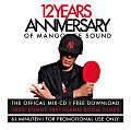 12 Years Mangotree Sound - Promomix