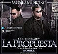 Goldiel y Naldy - La Propuesta (Prod.By Los Synthesizers)