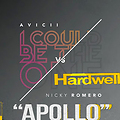Hardwell & Avicci & Nicky Romero - Apollo Could Be The One (Manchev Mashup)