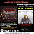 Skellytore - Radio Interview on The Black and White Radio Show 10-3-17