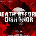 Dj Skrappy Death Before Dishonor Vol.II [Straight File]