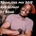 DJ 3GGA - 3GGALIZER-NEW YEAR 2015(RnB-HIPHOP)