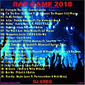 RAP GAME 2018 - DJ GREG