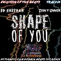 Ed Sheeran ft. Zion & Lennox - Shape Of You (DJ Jorge113 Club Dembow Beats 2017 Remix)