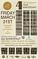 Shortkut 45 Sessions March 2014