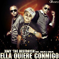 Golpe A Golpe Ft. Xavi The Destroyer - Ella Quiere Conmigo (Prod. By Alexander Dj)