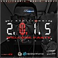 Dj Karlifornia - 2015 welcome party mixtape