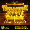 Treasure Chest riddim quick mix on the turntables