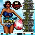 DJJUNKY - TUN UP DI SUMMER VOL.2 DANCEHALL MIXTAPE