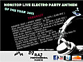 ▶NONSTOP ELECTRO PARTY ANTHEM OF THE YEAR (mix by) DJ RAJ PROF NsK