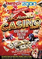 Energy 2000 (Przytkowice) - CASINO NIGHT (21.11.2015) Part 1 up by PRAWY