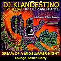 DREAM NIGHT 1/2 (Lounge Beach Party) (mixed by © Dj Klandestino)