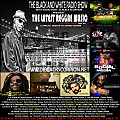 The Latest Reggae Music on The Black and White Radio Show Vol. 63 (2-2-18)